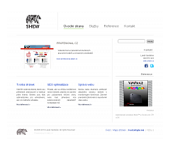 http://web.shew.cz/